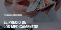Informe de Farmaindustria sobre precios de medicamentos