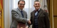 Convenio de colaboración entre la Universidad de Alcalá y la Asociación de Empresarios de Farmacia de Madrid