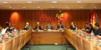ADEFARMA en la Comisión de Asuntos Laborales que trató el control del tiempo de trabajo y los criterios de la inspección de trabajo